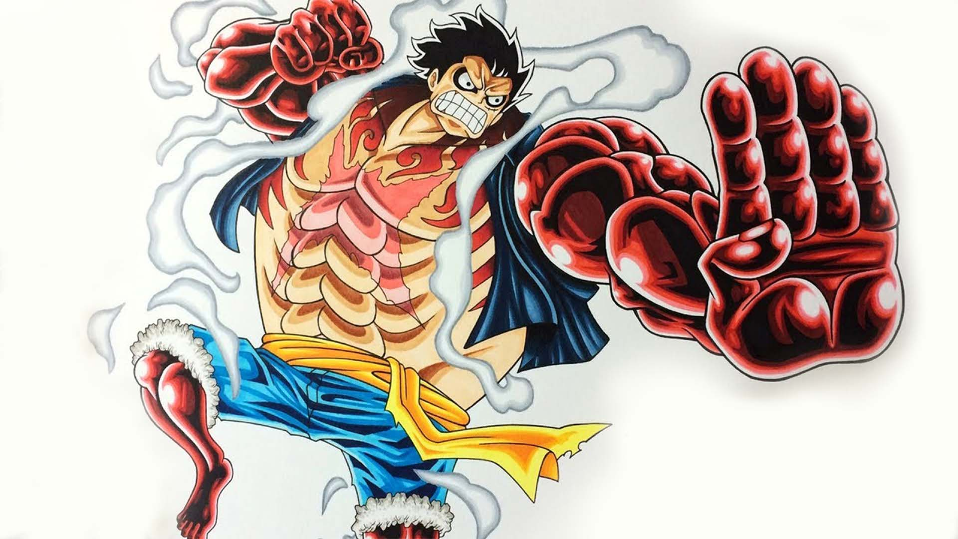 luffy wallpaper