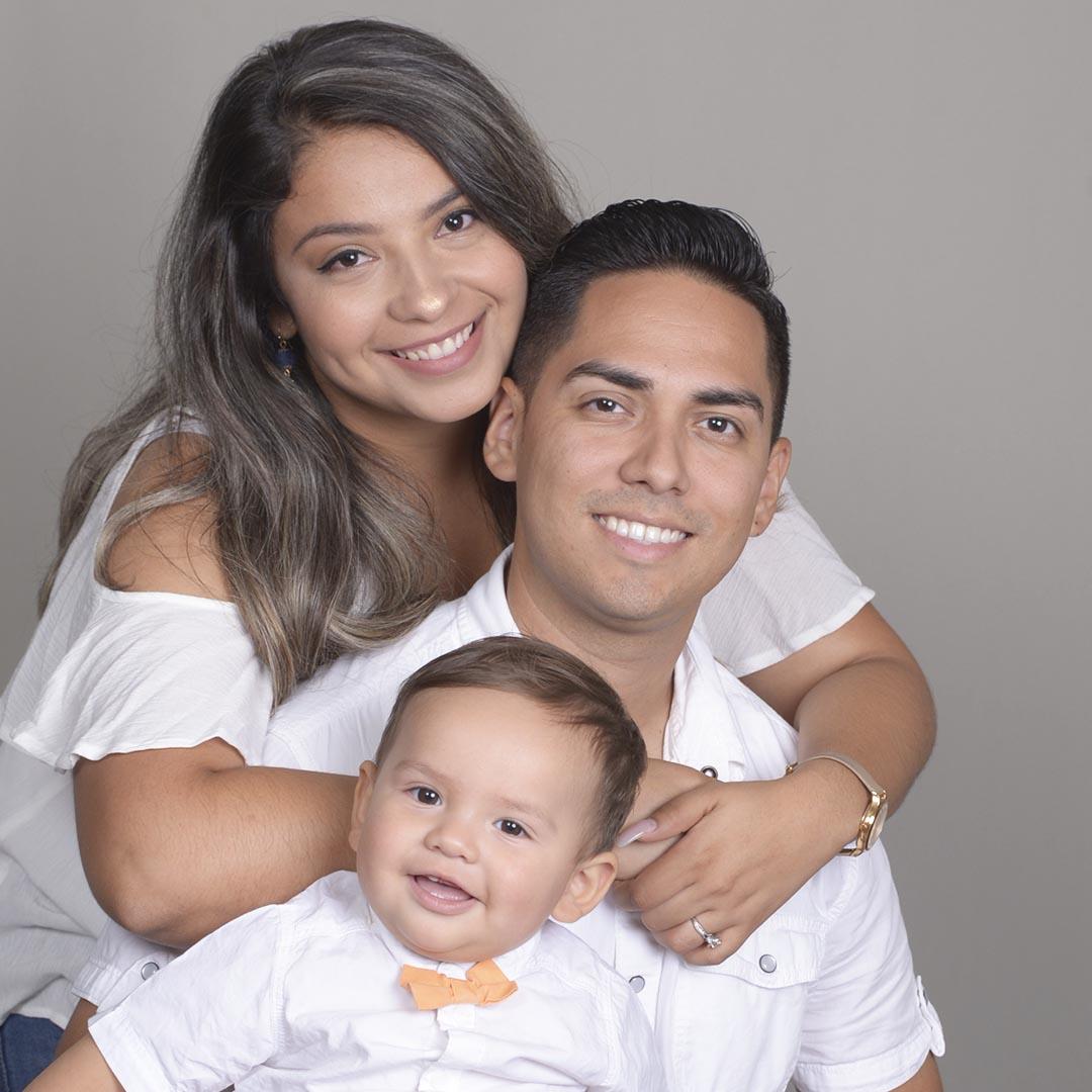 Hình ảnh gia đình bên nhau