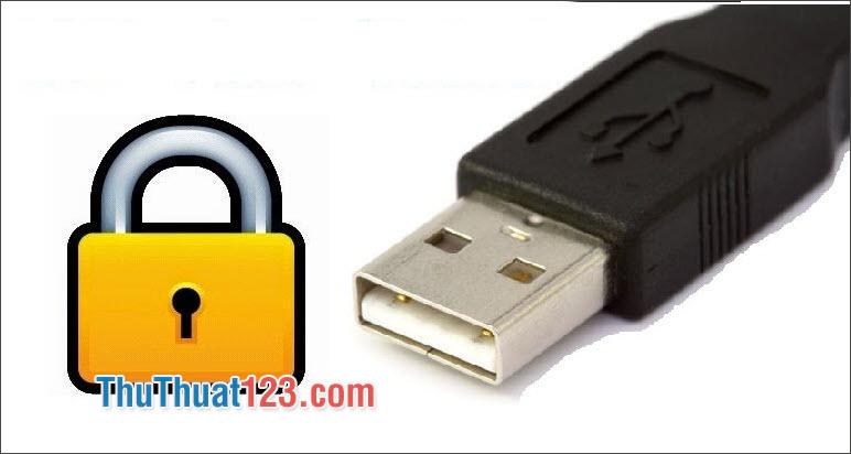 Cổng USB của bạn bị khóa
