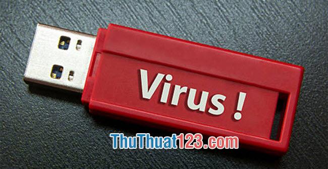 Quét virus cho USB