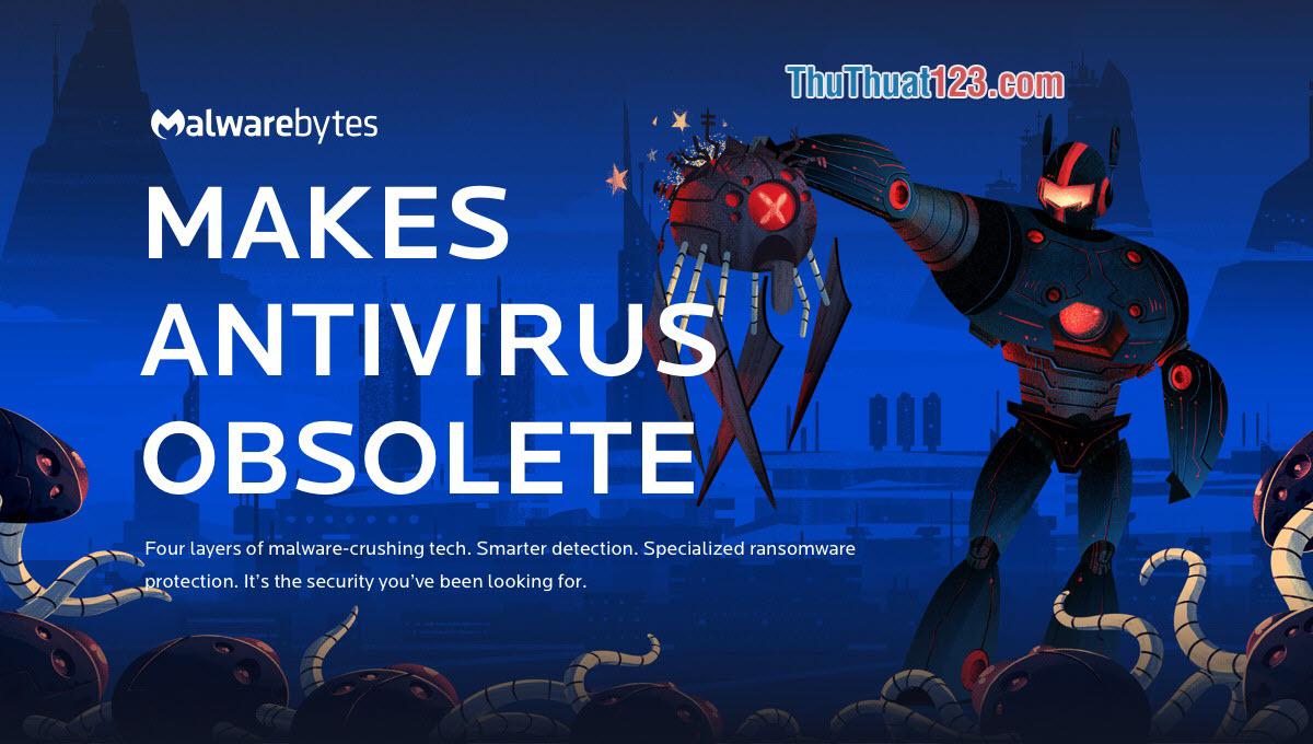 Sử dụng phần mềm diệt virus