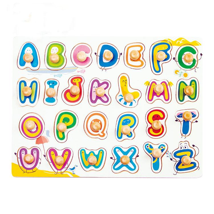 Bảng chữ cái cho trẻ mẫu giáo