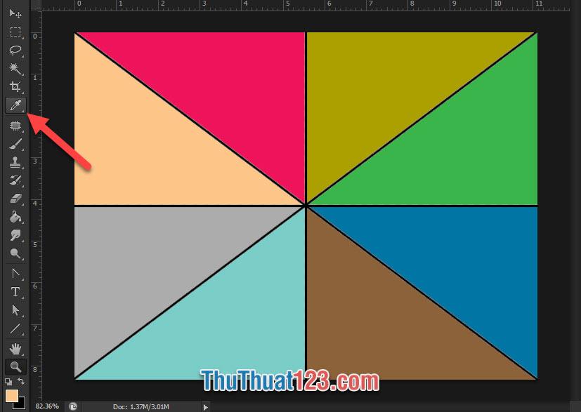 Chọn Color Picker